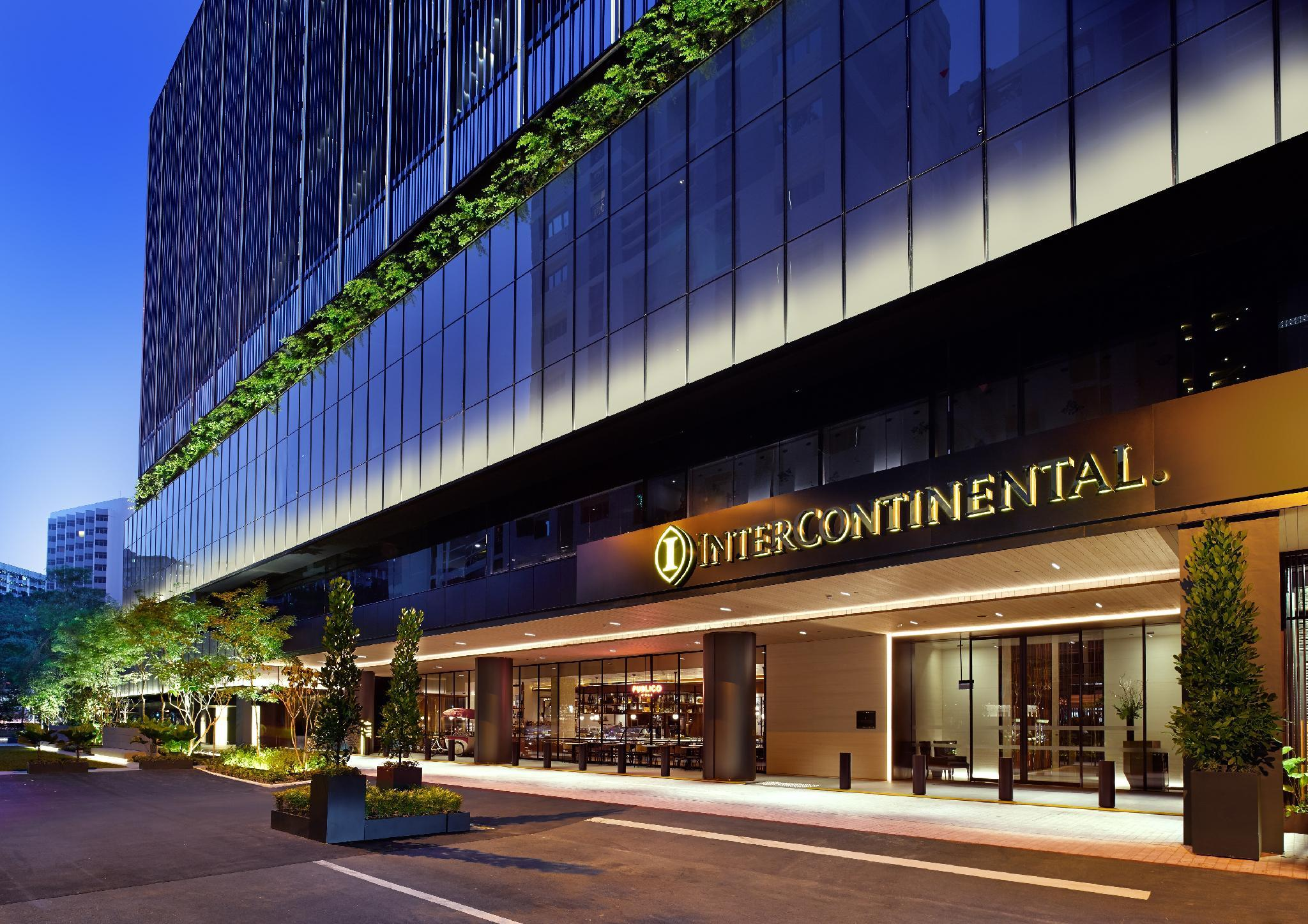 Intercontinental Singapore Robertson Quay Clarke Quay