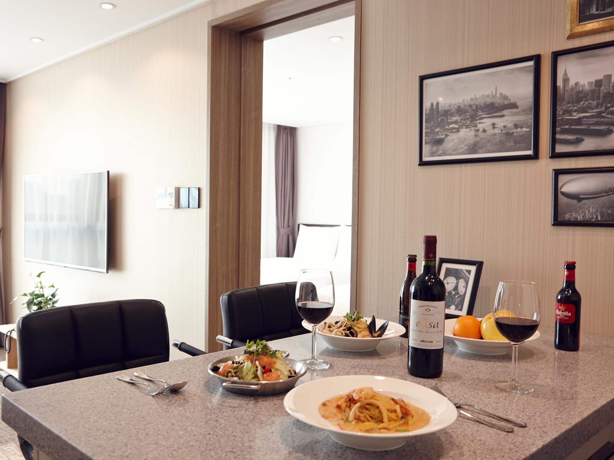 首爾首爾皇家廣場酒店 (Royal Square Hotel Seoul) - Agoda 提供行程前一刻網上即時優惠價格訂房服務