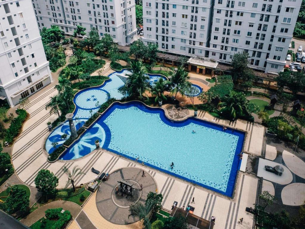 Image result for kolam renang kalibata city