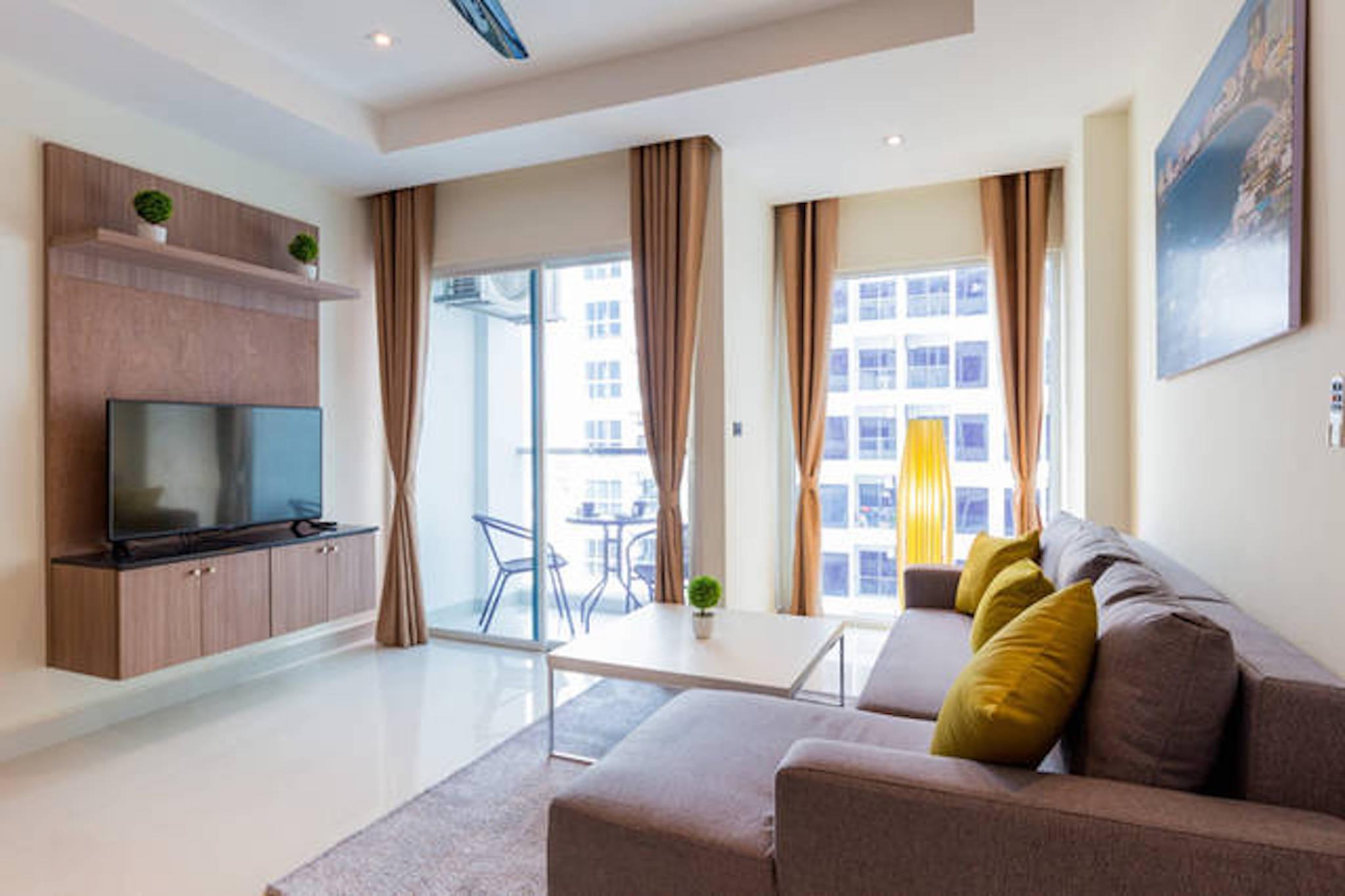 Nam Talay Jomtien Beach Apartment Pattaya Deals Photos