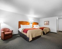 Comfort Inn And Suites In Rawlins Wy - Room Deals