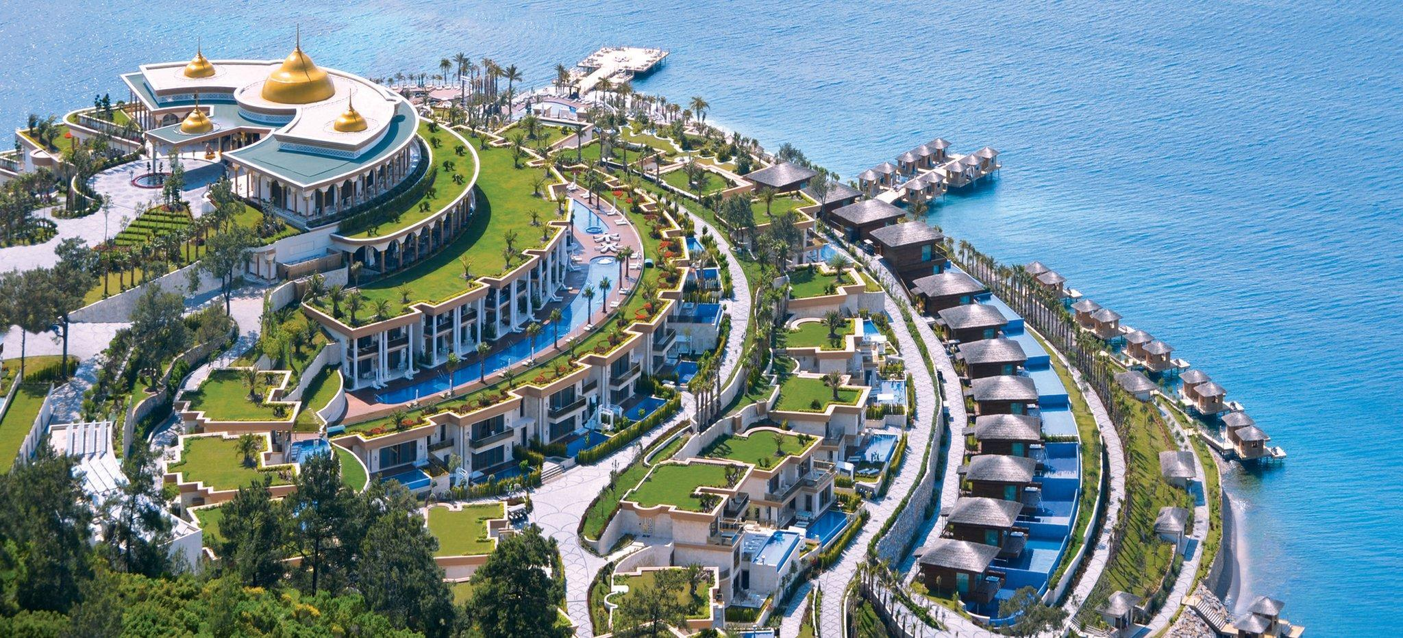 The Bodrum By Paramount Hotels Resorts Booking Agoda Com