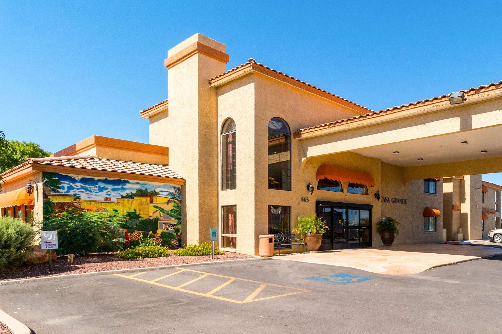 Quality Inn Casa Grande Az Booking Deals Photos Reviews