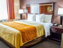 Comfort Inn & Suites Jfk Airport In York Ny - Room