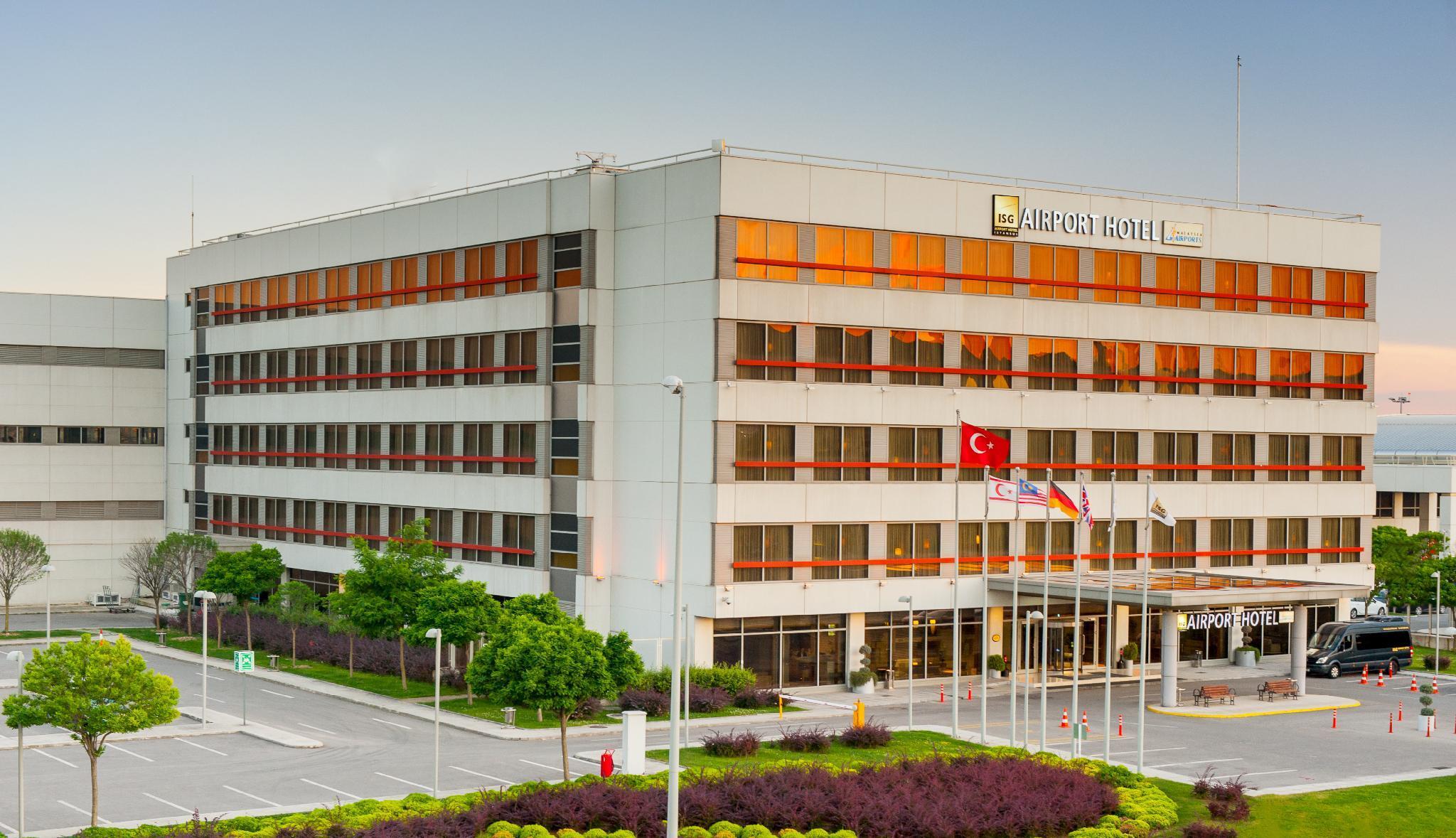 Isg Sabiha Gokcen Airport Hotel Pendik Istanbul Mulai Dari