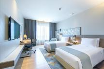 Holiday Inn & Suites Rayong City Centre In Thailand - Room
