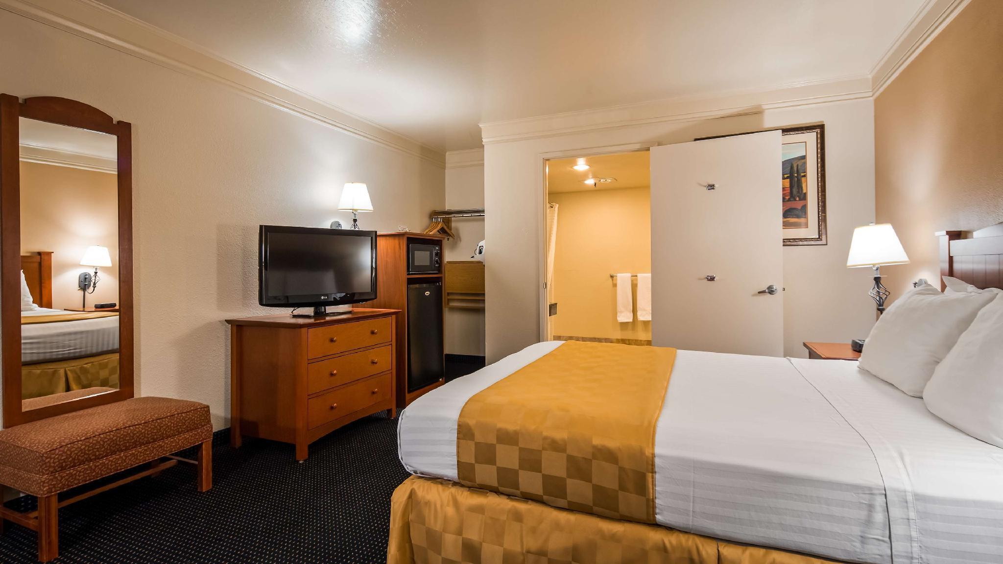 Best Western Cordelia Inn In Fairfield Ca Room Deals