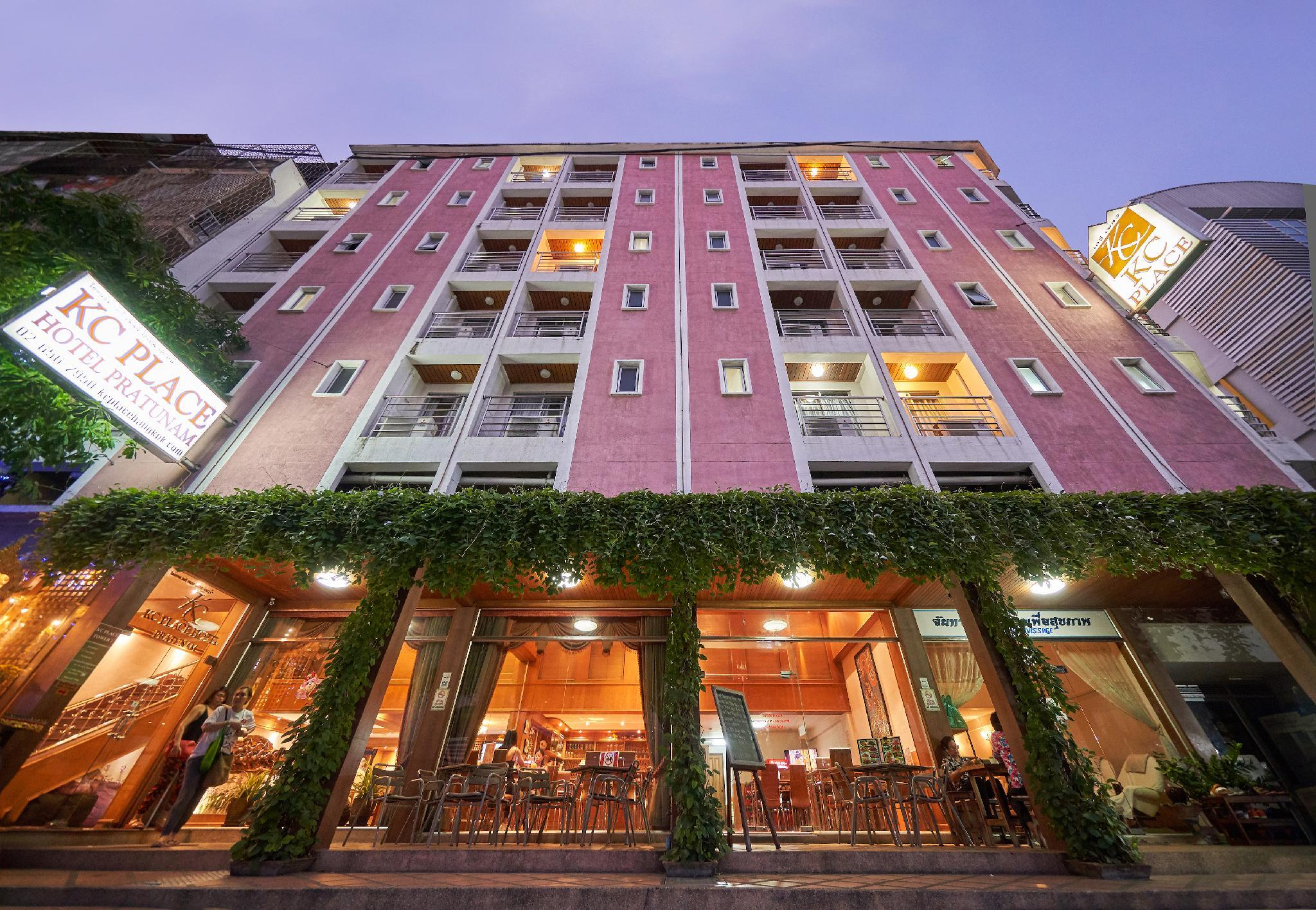 Kc Place Hotel Pratunam Bangkok Room Rates Photos Reviews