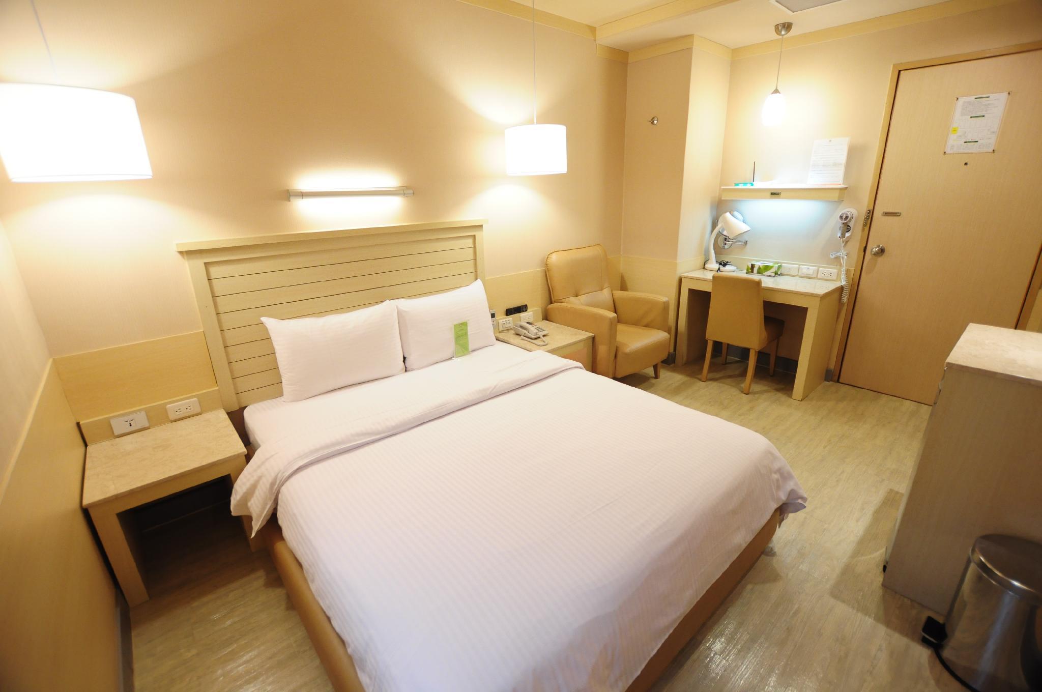 高雄市康橋商旅 - 六合夜市中正館 (Kindness Hotel Jhong Jheng) - Agoda 提供行程前一刻網上即時優惠價格訂房服務