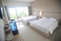 Laut Biru Resort Hotel In Pangandaran - Room Deals