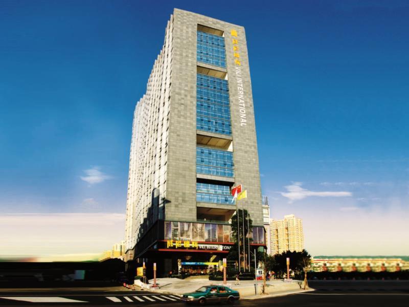 廣州廣州威尼國際酒店 (Vili International Hotel) - Agoda 提供行程前一刻網上即時優惠價格訂房服務
