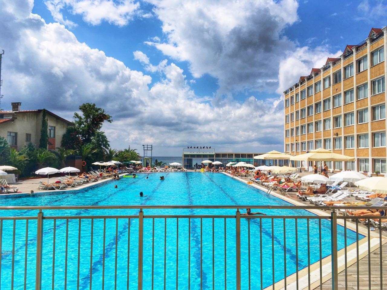 Kumburgaz Marin Princess Hotel Buyukcekmece Istanbul
