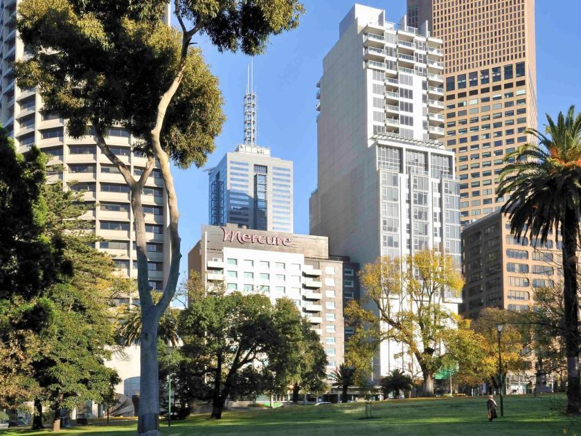 نتيجة بحث الصور عن BOOKING Mercure Melbourne Treasury Gardens