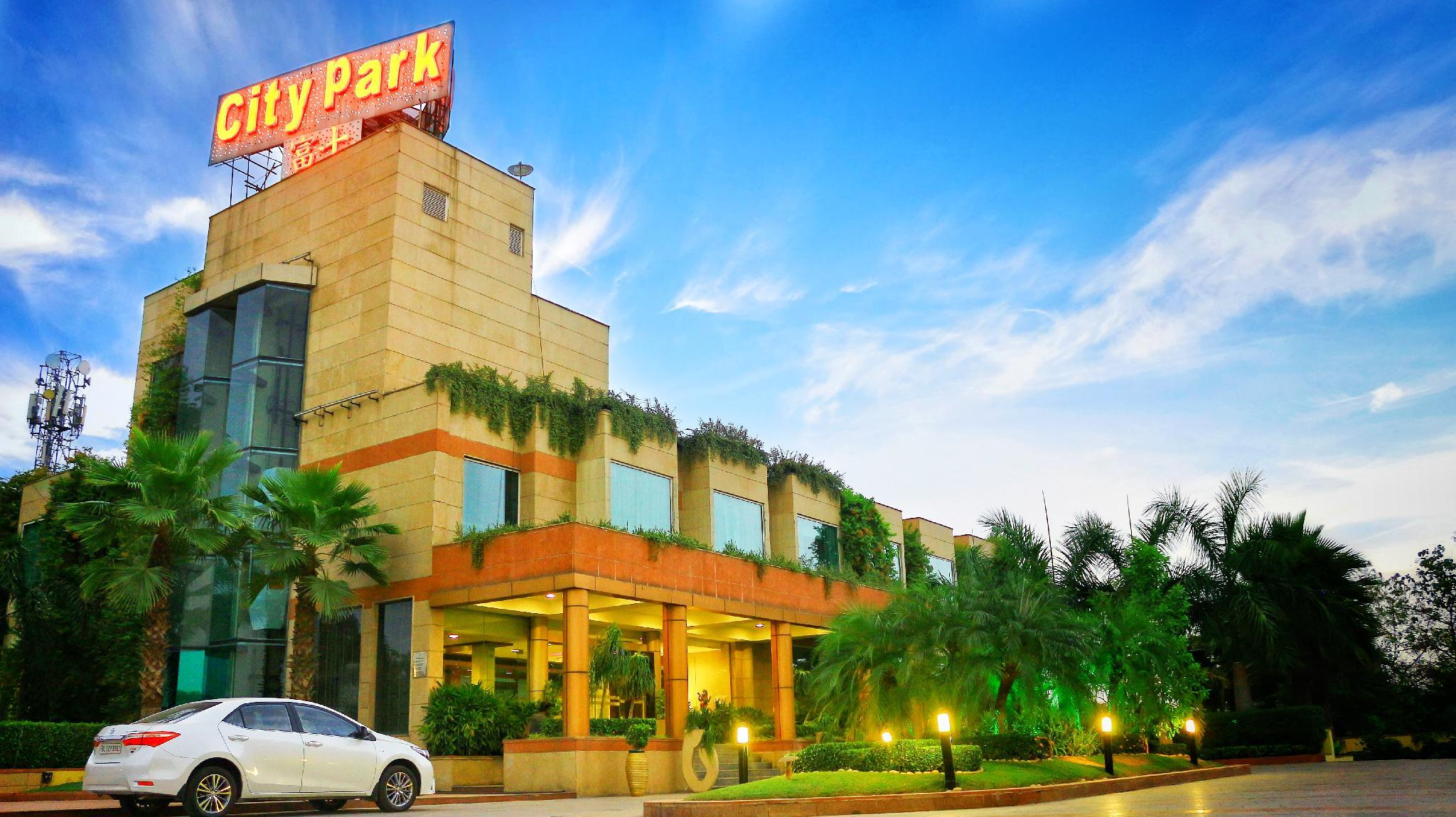 City Park Airport Hotel Gurgaon New Delhi And Ncr Room