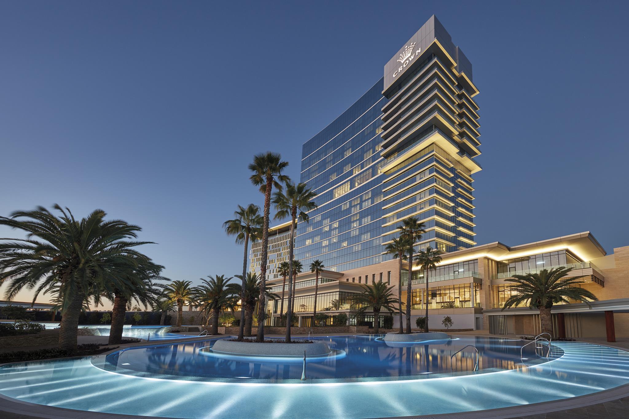 Booking Crown Towers Perth Agoda Com Deals Photos