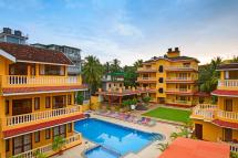 Marina Bay Beach Resort In Goa - Room Deals &