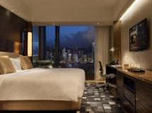 Hotel Icon Hong Kong Rooms