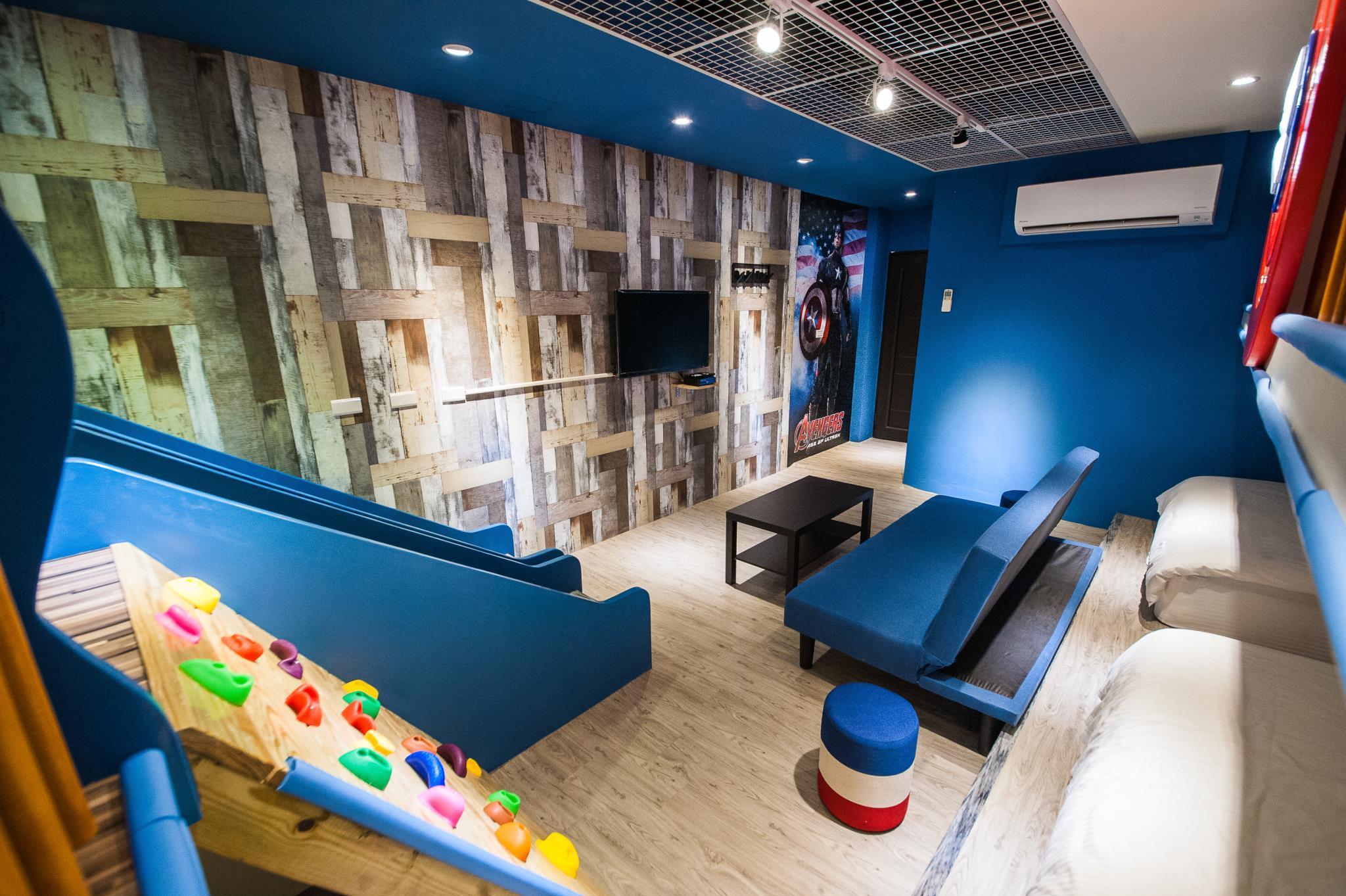 羅東民宿威勒曼親子溜滑梯 | 宜蘭縣 2020年 最新優惠 TWD3285 │ 點進來看照片和評論~