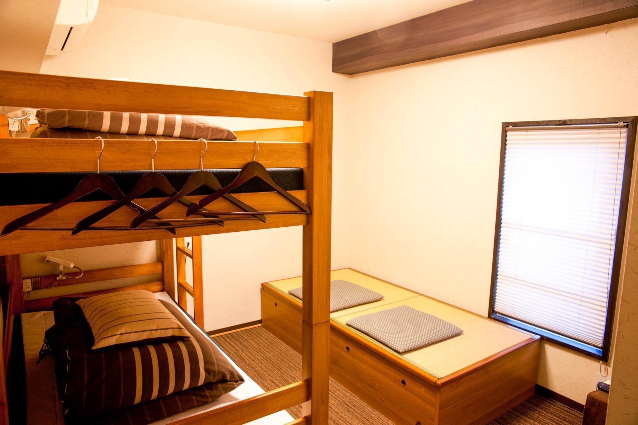 東京K's House東京綠洲 - 優質旅館 (K's House Tokyo Oasis - Quality Hostel) - Agoda 提供行程前一刻網上即時優惠價格訂房服務