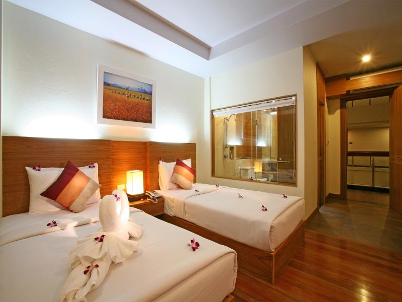 Baan Saikao Hotel Service Apartment White Sand Beach Koh