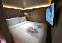 Cube Boutique Capsule Hotel Kampong Glam Singapore