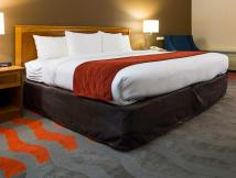Comfort Inn And Suites Airport Syracuse In Ny