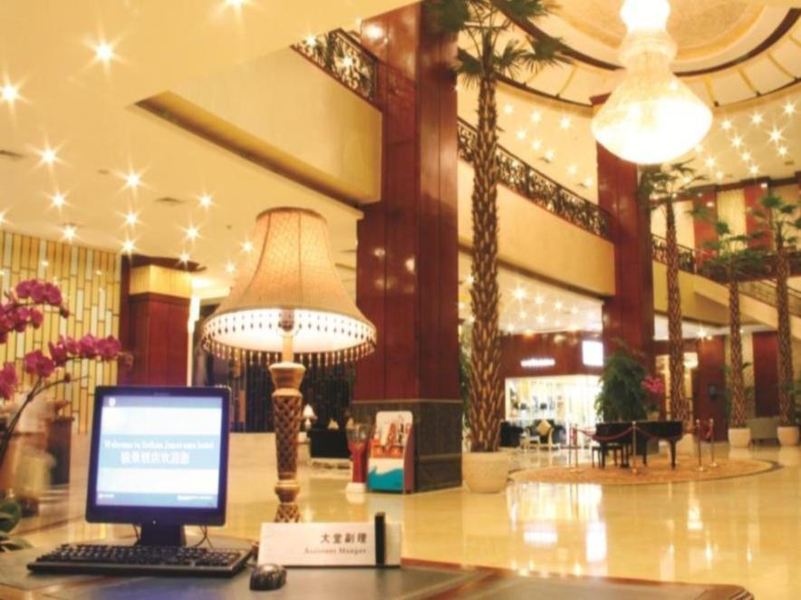 佛山佛山駿景酒店 (Foshan Panorama Hotel) - Agoda 提供行程前一刻網上即時優惠價格訂房服務
