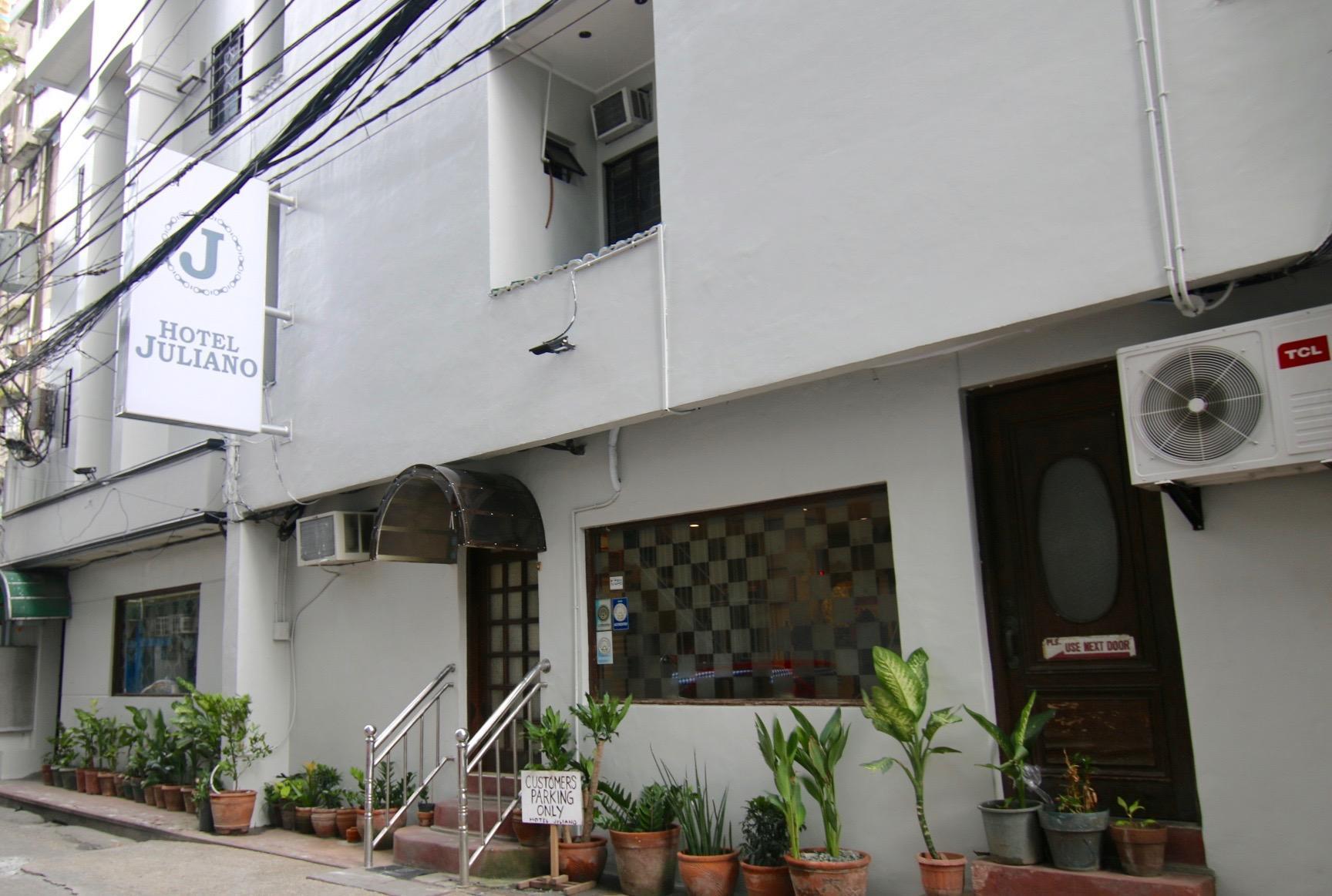 hotel juliano in manila