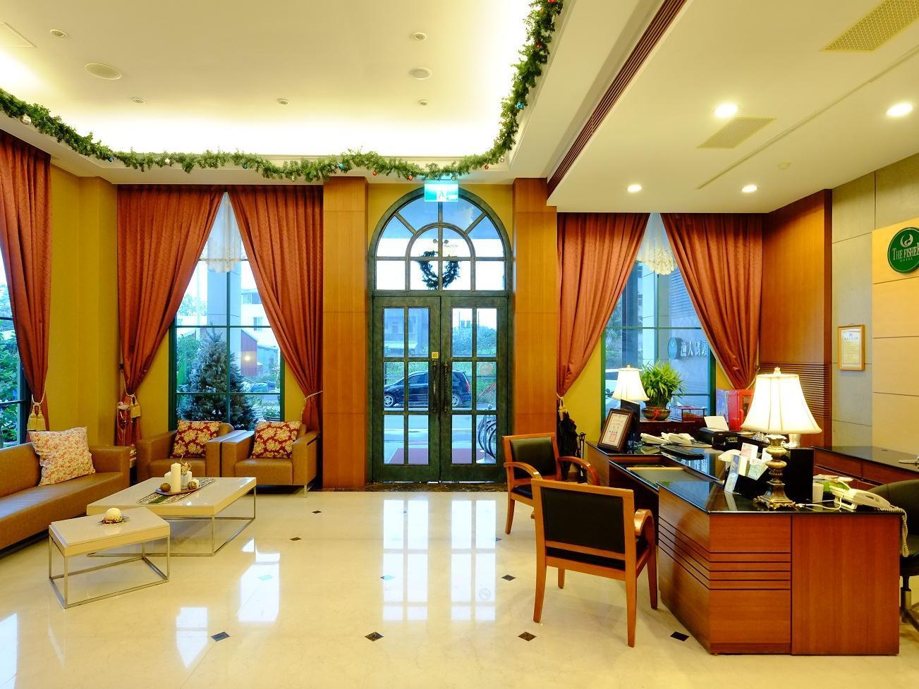 臺北市漁人碼頭休閒旅館 (The Fisher Hotel) - Agoda 提供行程前一刻網上即時優惠價格訂房服務