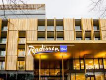 Radisson Blu Park Royal Palace Hotel Vienna In Austria