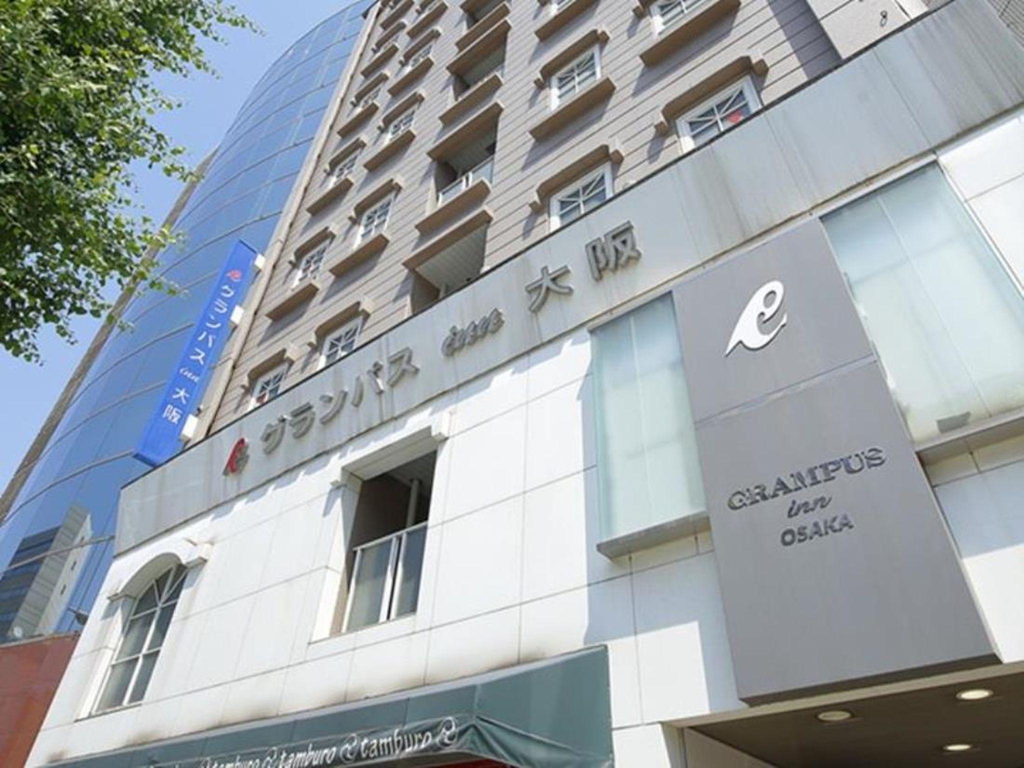 Grampus Inn Osaka Jepang Mulai Dari Rp 411336 Agoda Com