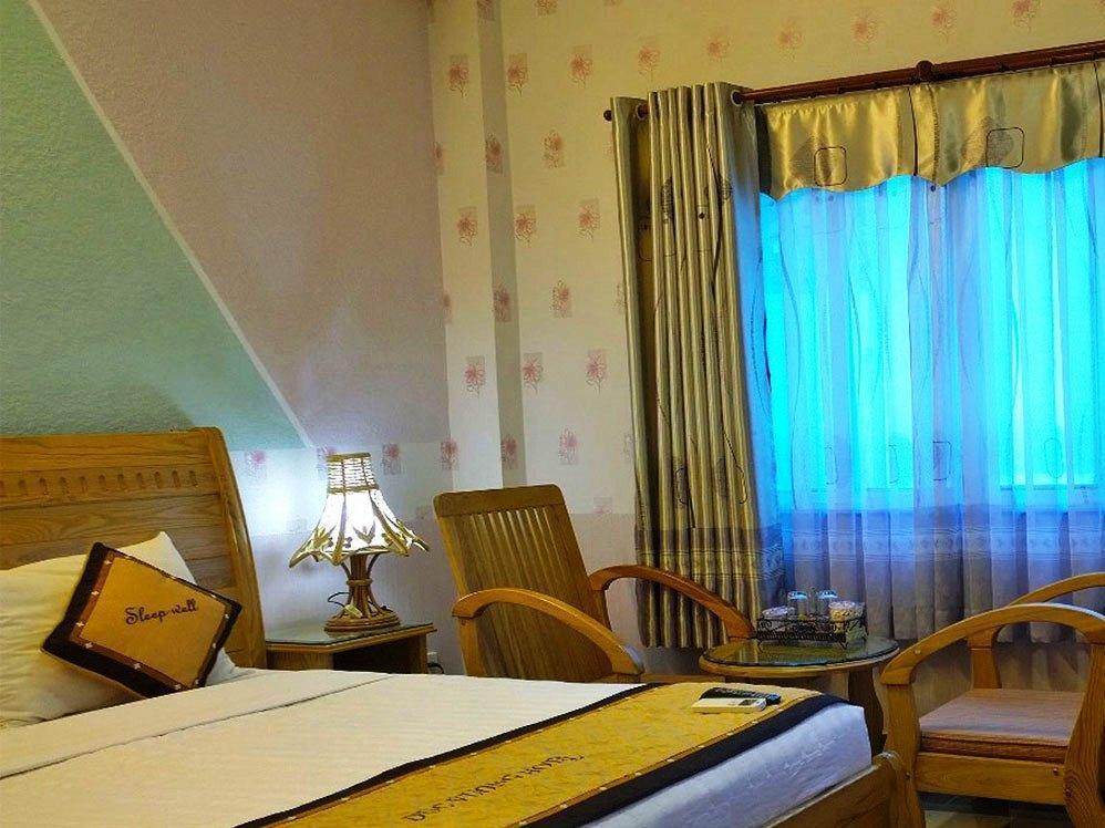 Duc Vuong 2 Hotel District 10 Ho Chi Minh City Room