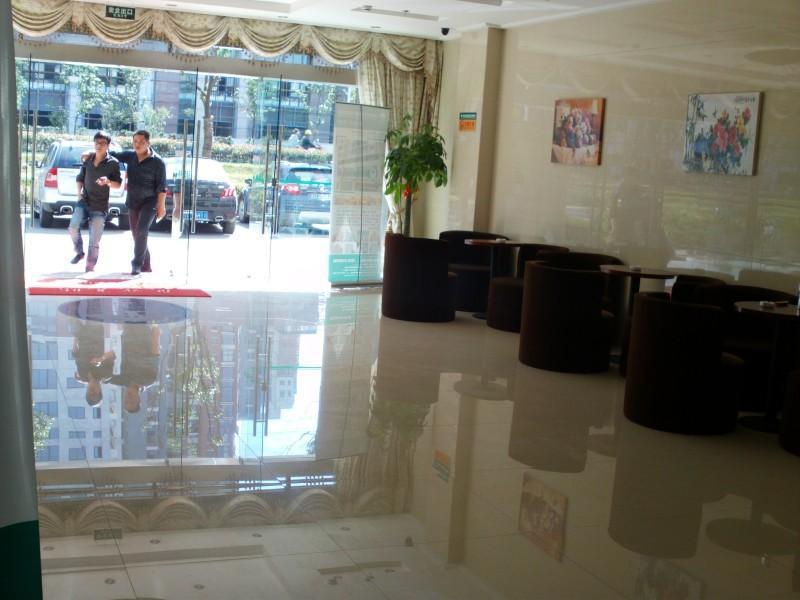 Greentree Inn Changzhou Jinghu High Speed Rail North Station
