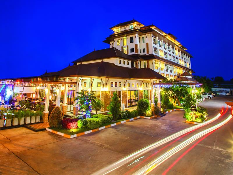 Royal Nakhara Hotel Nongkhai Booking Agoda Com Best Price