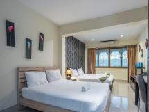 Mix Bangkok Boutique Hotel In Thailand - Room Deals