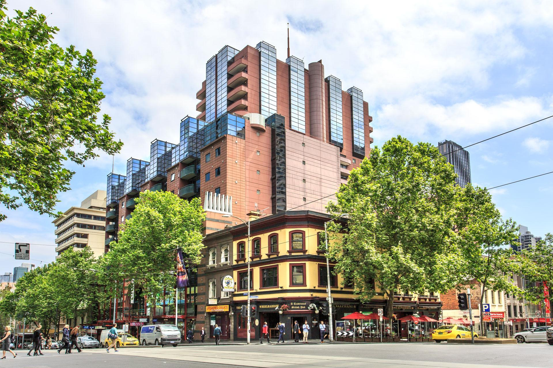 Paramount Serviced Apartments Melbourne Booking Deals