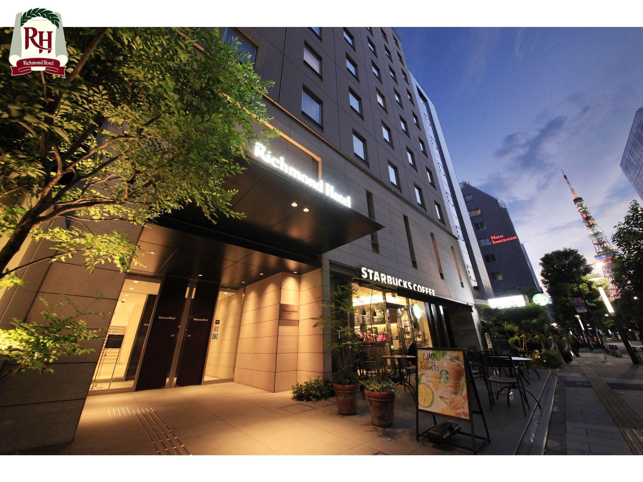 リッチモンドホテル東京芝 (Richmond Hotel Tokyo Shiba)|クチコミあり ...