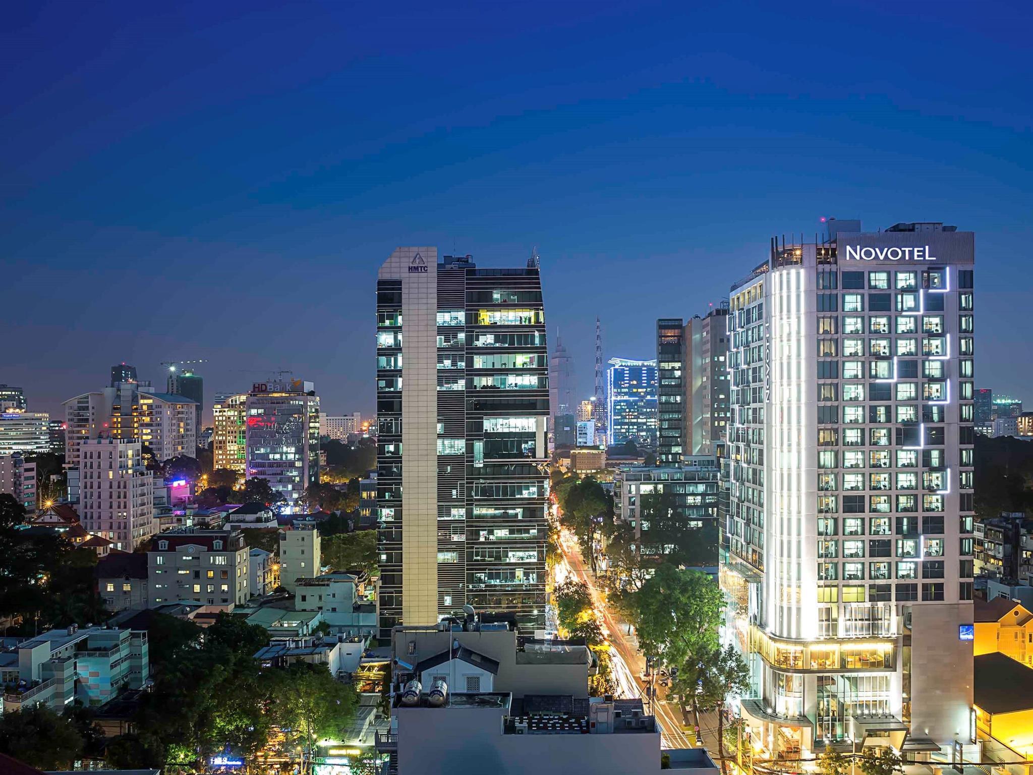 Novotel Saigon Centre Hotel Ho Chi Minh City FROM 80