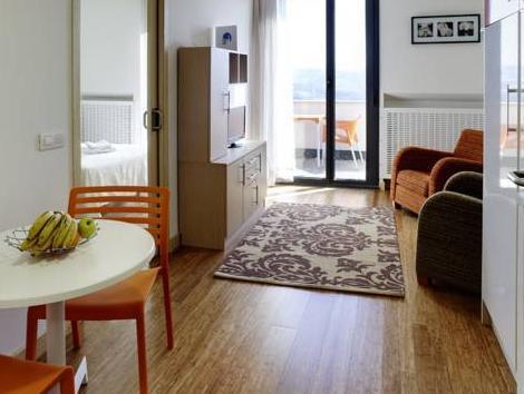 Hotel Apartamento Oviedo