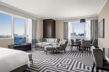 Al Maha Arjaan Hotel Apartment Rotana In Abu Dhabi