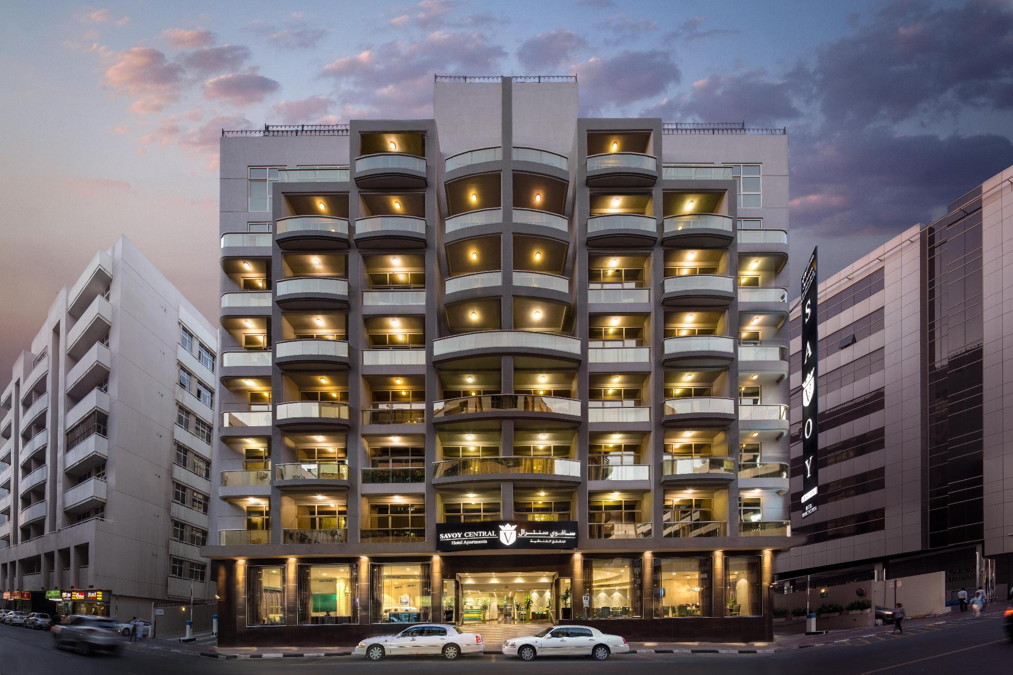 Best Price On Savoy Central Hotel Apartments In Dubai Reviews