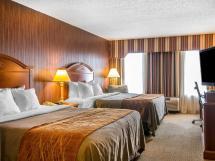 Comfort Inn Chelsea In Mi - Room Deals