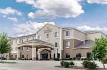 Comfort Inn & Suites Lawrence - University Area In