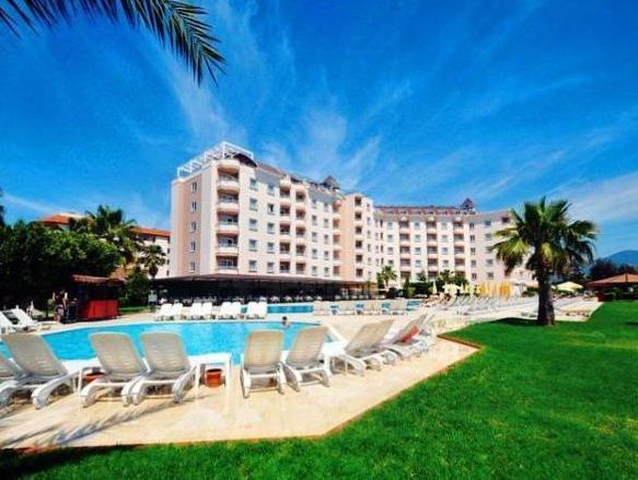 Royal Garden Suite Hotel Alanya Turkey Photos Room
