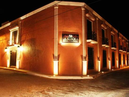 La Aurora Hotel Colonial Centro Valladolid Room Deals