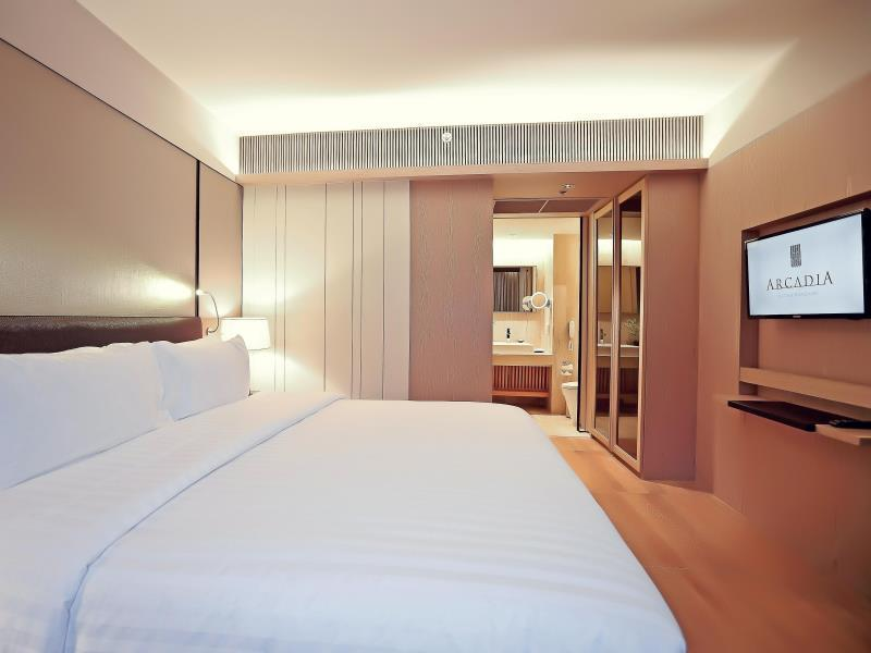 Arcadia Suites Ploenchit Bangkok by Compass Hospitality Hotel - Deals. Photos & Reviews