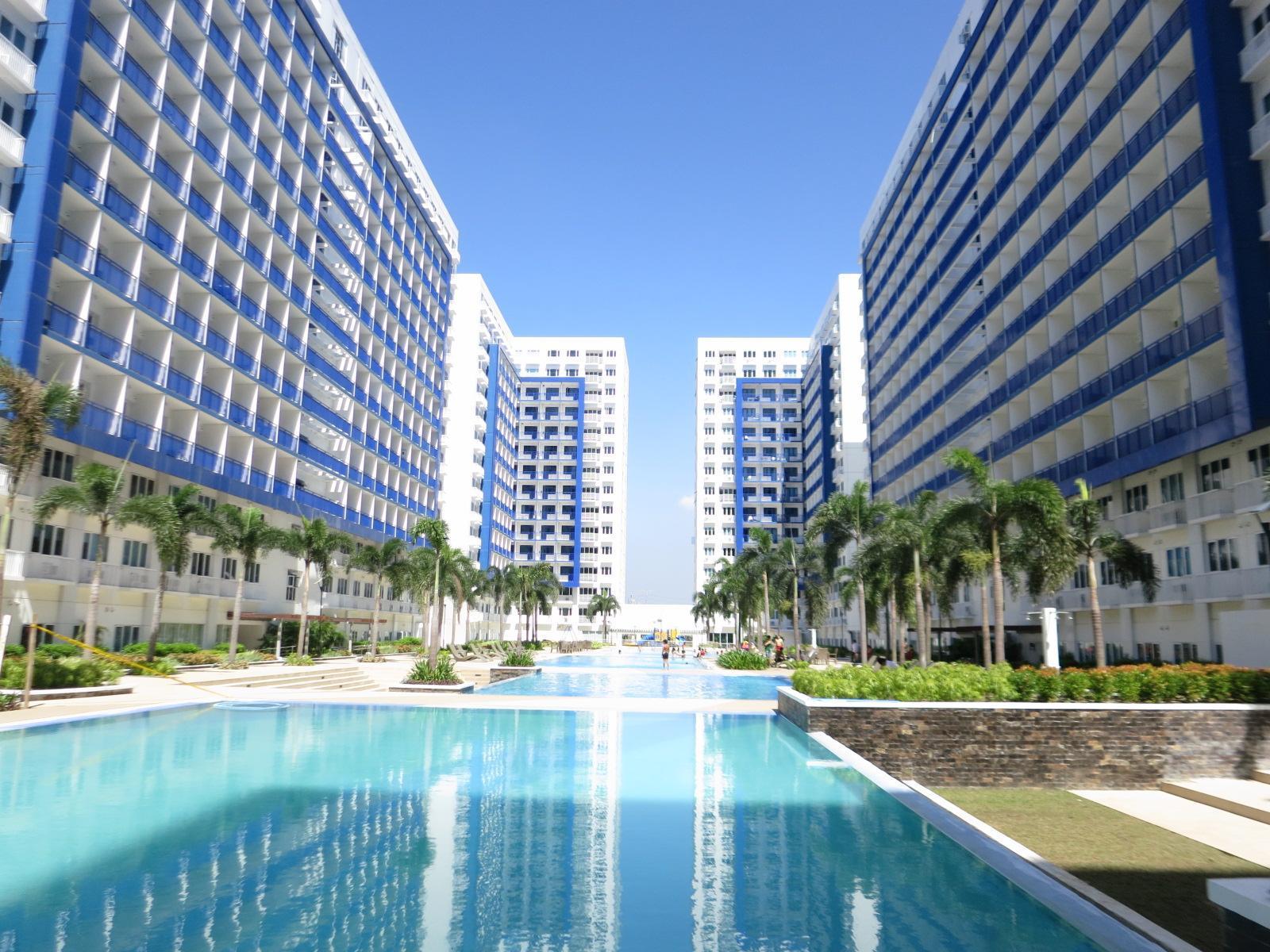 Book Iecasa At Sea Residences Serviced Apartments Manila