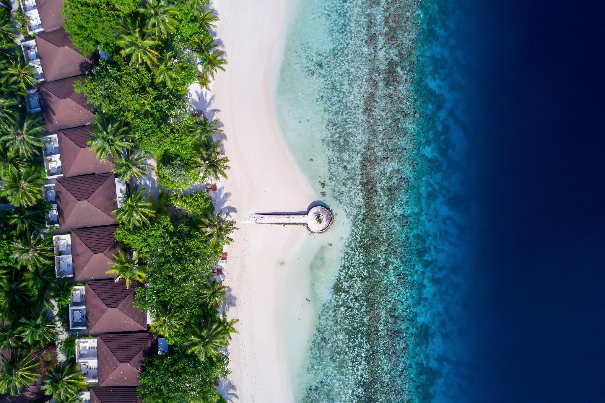 Lily Beach Resort Spa All Inclusive In Maldives Islands