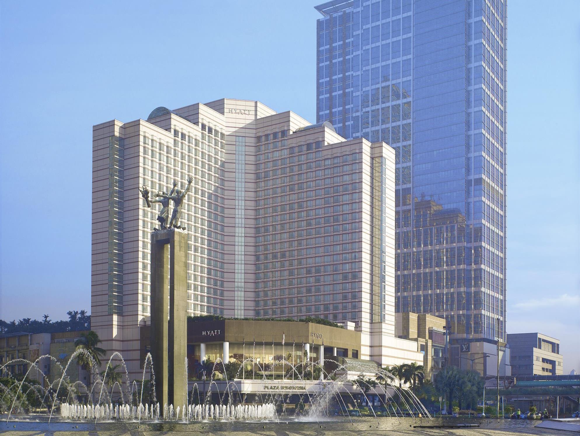 Grand Hyatt Jakarta Indonesia Mulai Dari Rp 2099370 Agoda Com