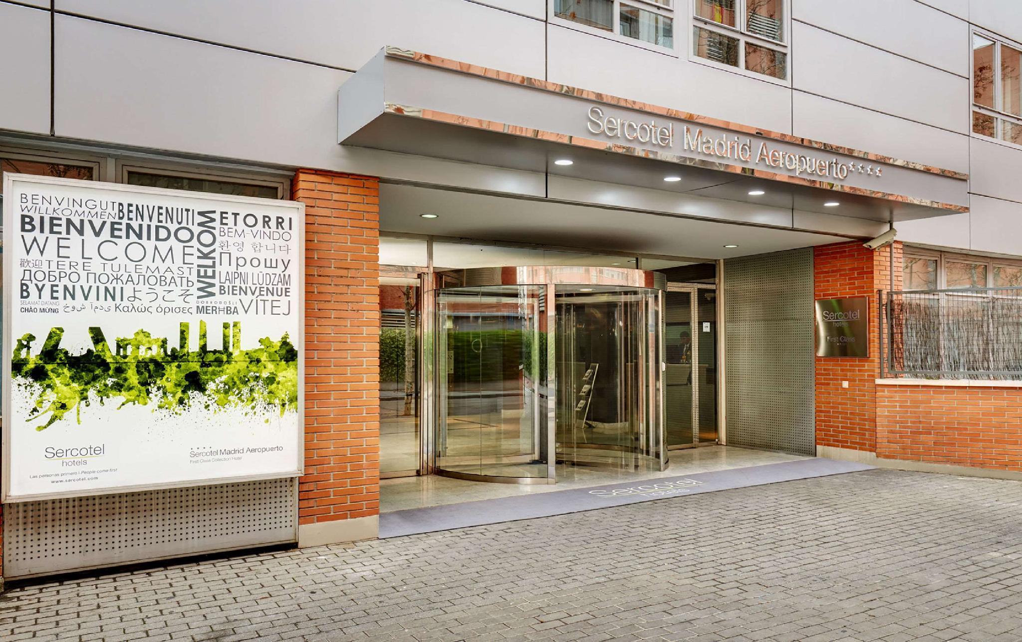 Hotels Near Ifema Feria De Madrid Exhibition Center